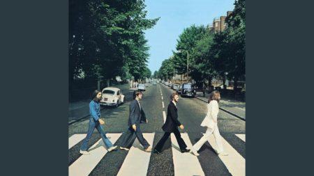 Polythene Pam – The Beatles