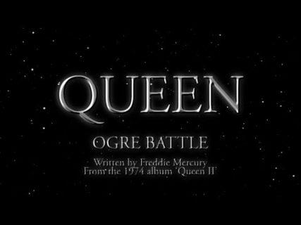 Queen – Ogre Battle