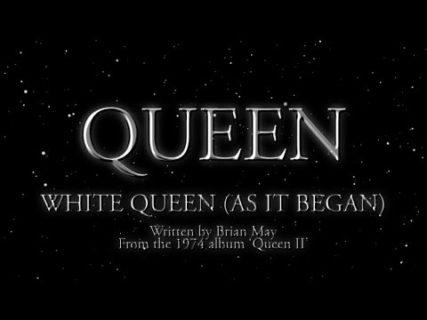 Queen – White Queen (As It Began)