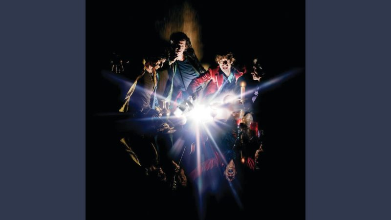 She Saw Me Coming – Rolling Stones