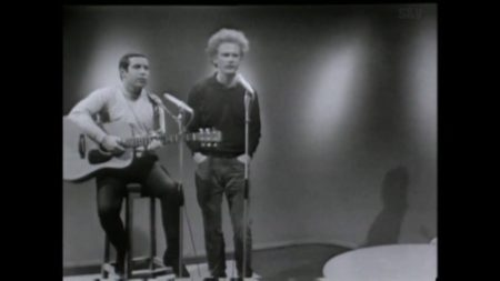 Simon & Garfunkel – The Sound Of Silence