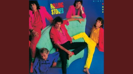 Sleep Tonight – Rolling Stones