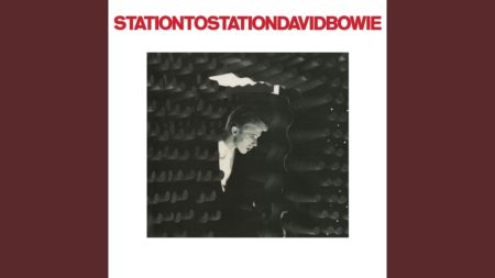 Station to Station – David Bowie