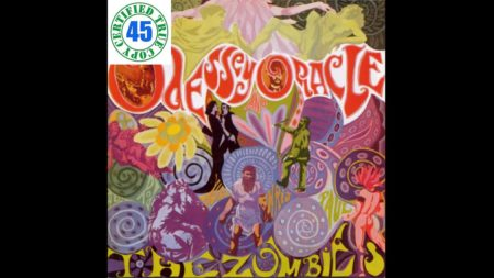 THE ZOMBIES – TIME OF THE SEASON