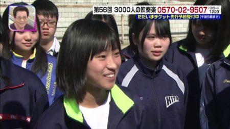TV P-chike Pa-chike kyoto tachibana hai school BrasBand
