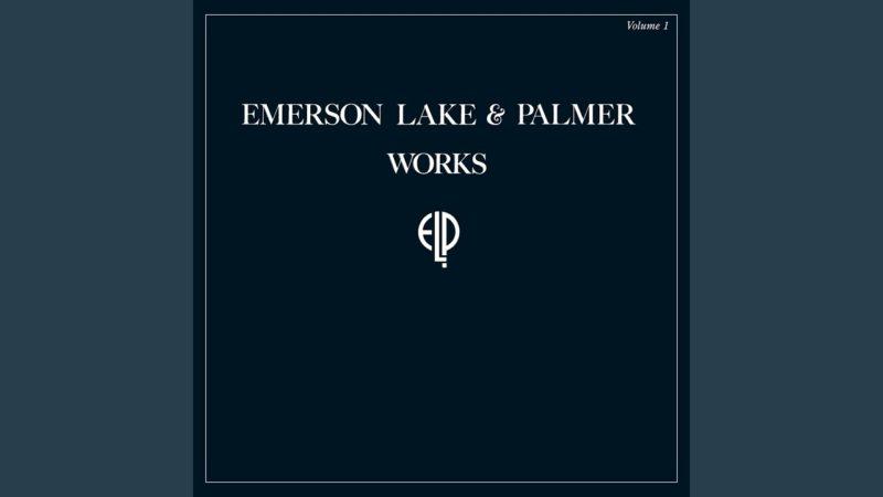 The Enemy God Dances With the Black Spirits – Emerson Lake & Palmer