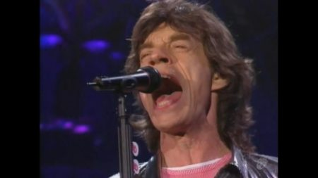Out Of Control – Rolling Stones