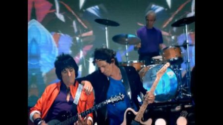 Rough Justice – Rolling Stones