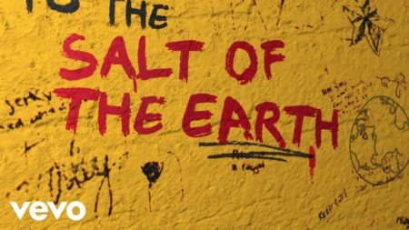 Salt Of The Earth – ROLLING STONES