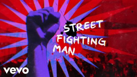 Street Fighting Man – ROLLING STONES
