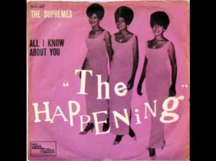 The Supremes – The Happening