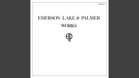 Tiger in a Spotlight – Emerson Lake & Palmer