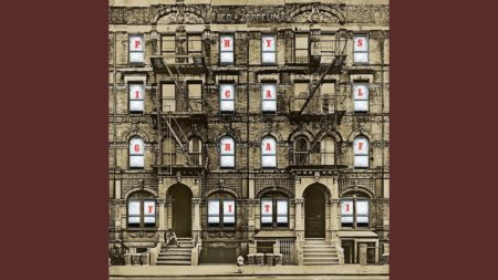 Trampled Under Foot – Led Zeppelin