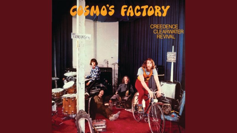 Travelin' Band – Creedence Clearwater Revival