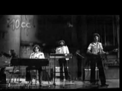 10cc – UNE NUIT A PARIS (One Night In Paris)