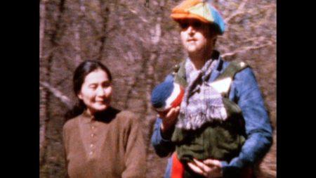 Watching The Wheels – JOHN LENNON Yoko Ono
