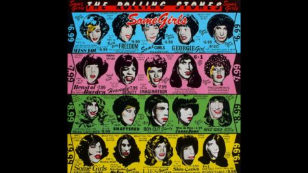 When The Whip Comes Down – Rolling Stones