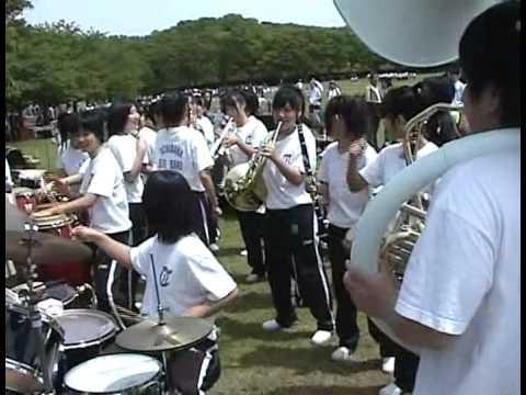 2010年ブラスエキスポ合同練習休憩中セッション