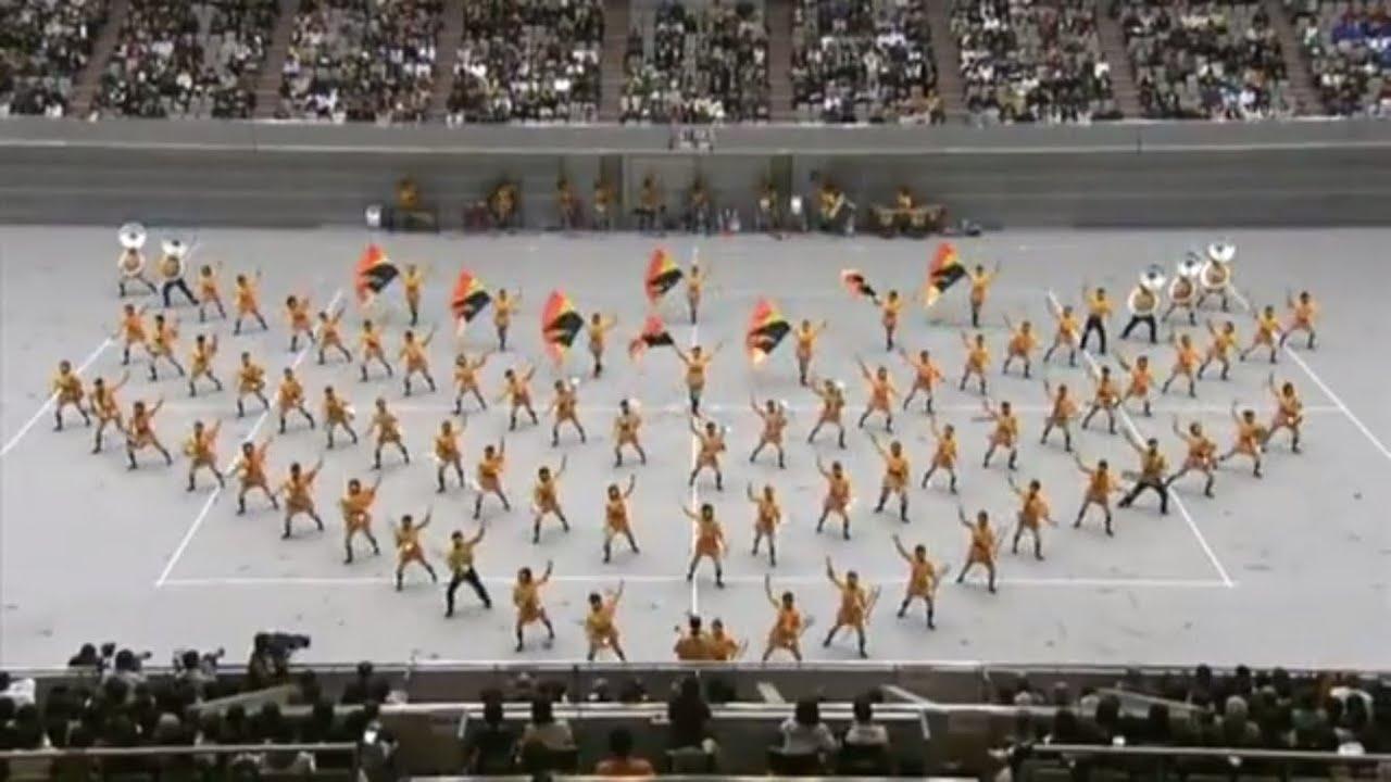 Kyoto Tachibana SHS Band 2008年全國金賞