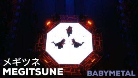 BABYMETAL – メギツネ (Megitsune) [LIVE PRO-SHOT]