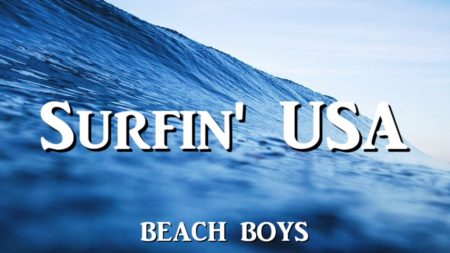 Surfin' USA – BEACH BOYS