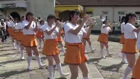 音楽の丘ブルーメンパレード2014!