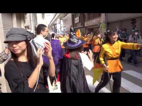 クサツハロウィン2018 ハロウィンコスプレパレード