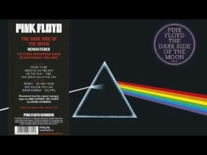Pink Floyd – The Dark Side of the Moon  (Album)
