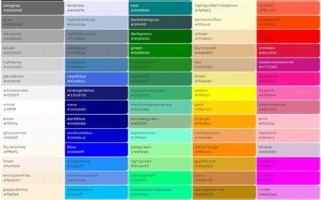 原色大辞典: 1997年にオープンしたネットの色見本サイト