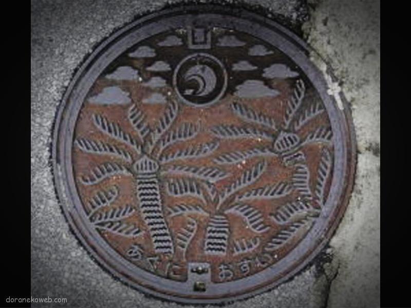 粟国村(沖縄県)の「フタw」