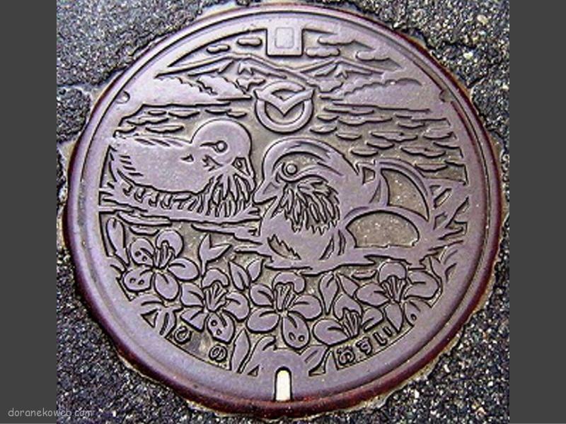 日野町(鳥取県)の「フタw」