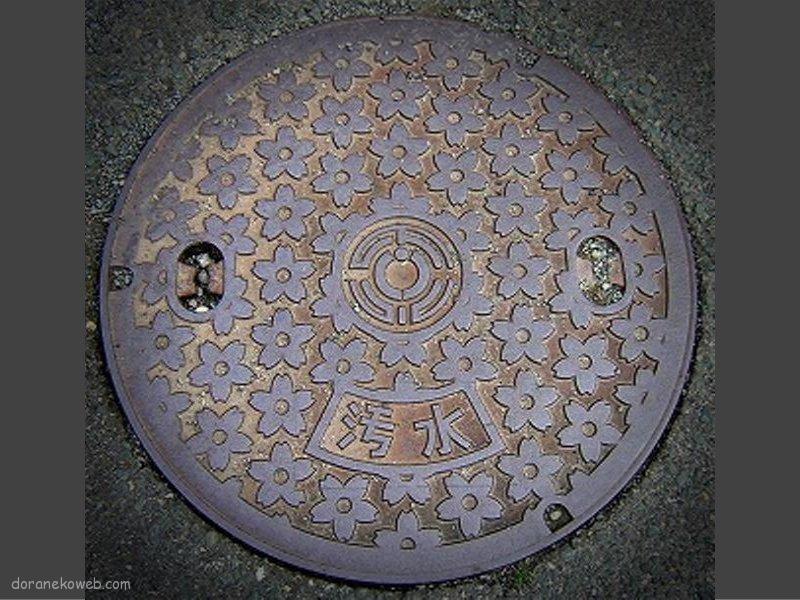 新城市(愛知県)の「フタw」