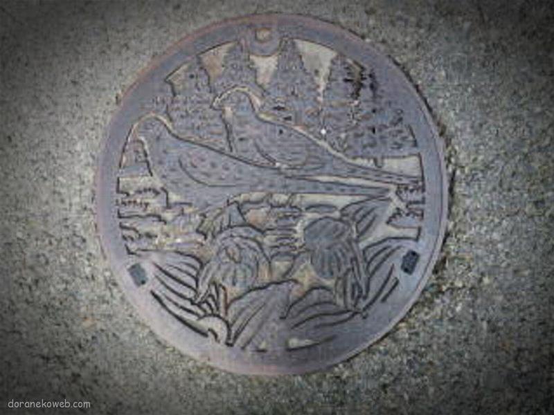 住田町(岩手県)の「フタw」