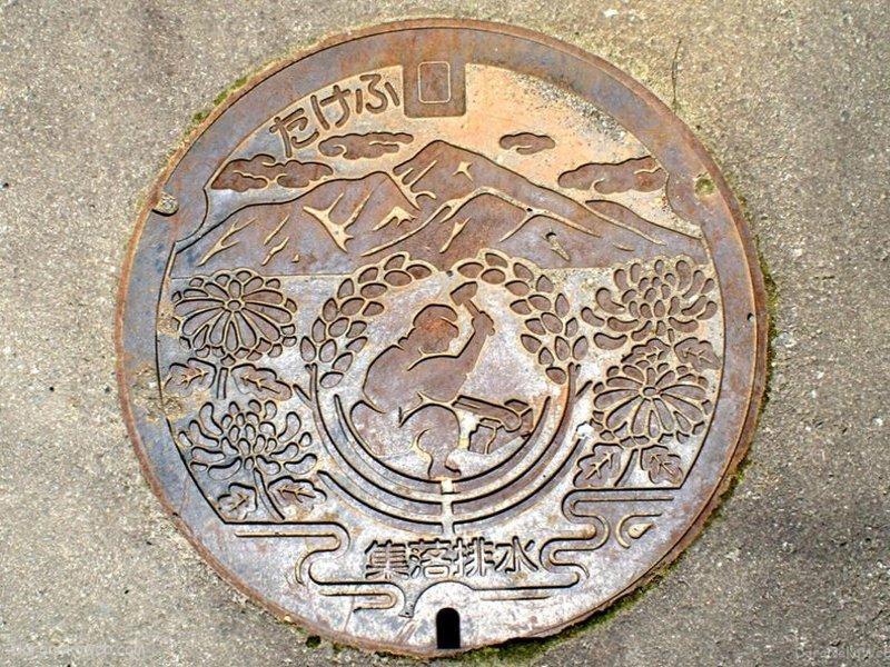 越前市(福井県)の「フタw」Part2
