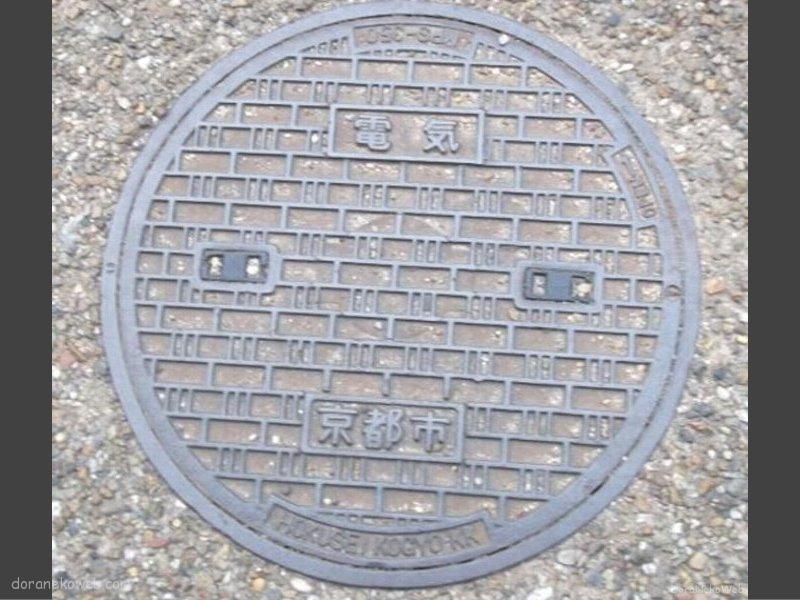 京都市(京都府)の「フタw」