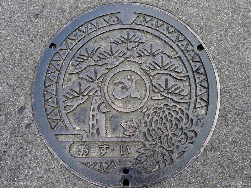 愛西市(愛知県)の「フタw」
