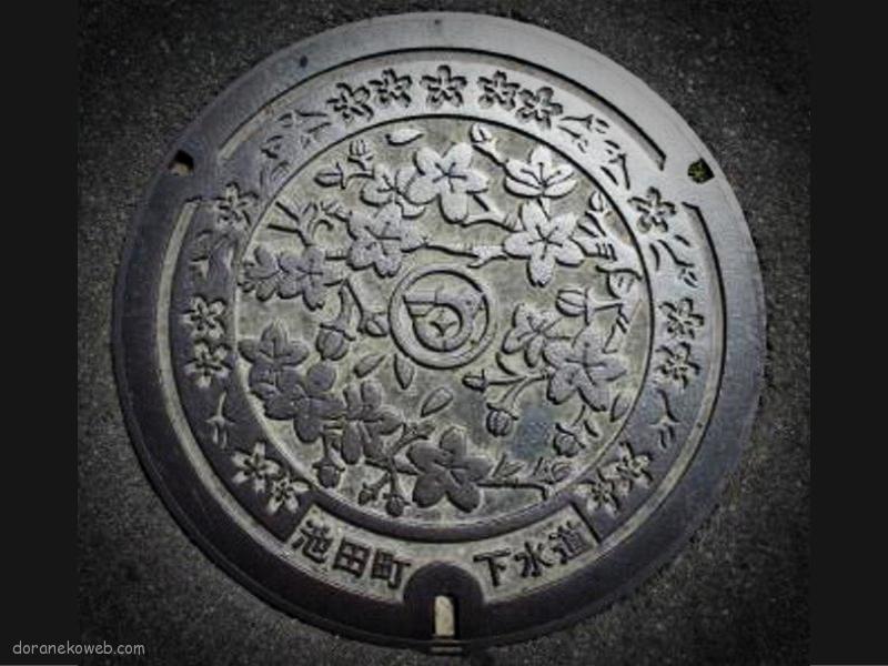 池田町(岐阜県)の「フタw」