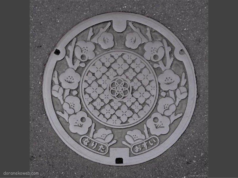 成田市(千葉県)の「フタw」