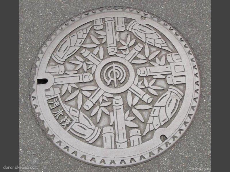 長岡京市(京都府)の「フタw」