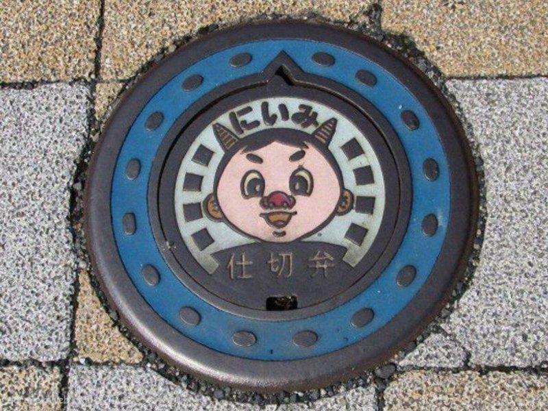 新見市(岡山県)の「フタw」Part2