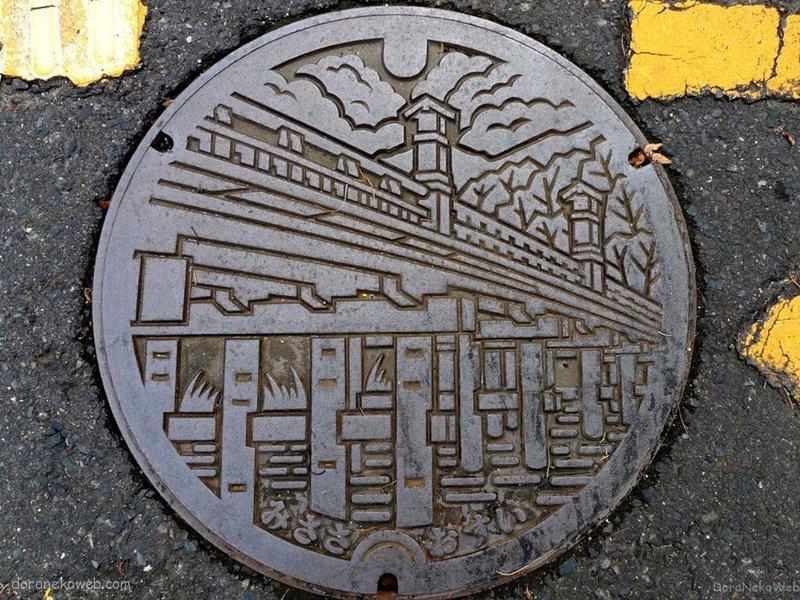 三朝町(鳥取県)の「フタw」