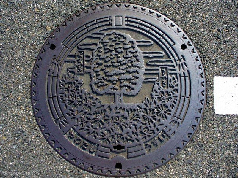 八幡市(京都府)の「フタw」