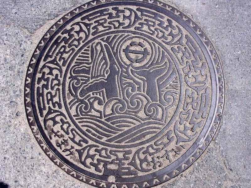 座間味村(沖縄県)の「フタw」