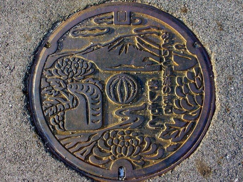 伯耆町(鳥取県)の「フタw」