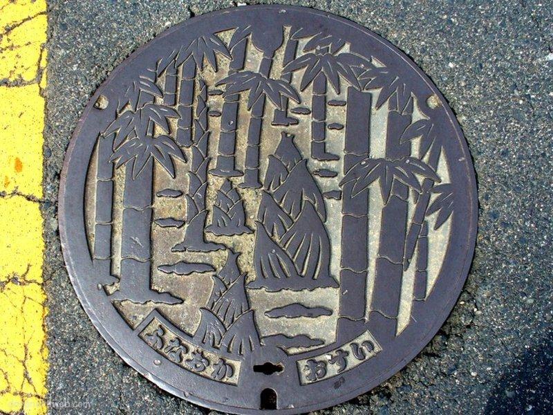 八頭町(鳥取県)の「フタw」