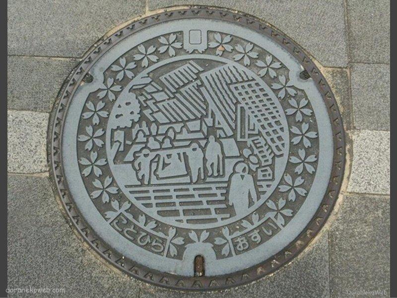 琴平町(香川県)の「フタw」