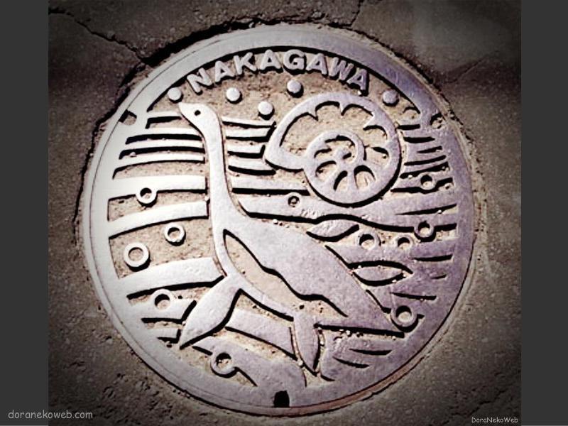 中川町(北海道)の「フタw」