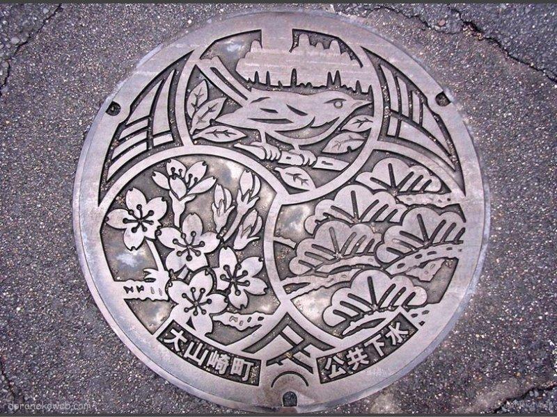 大山崎町(京都府)の「フタw」