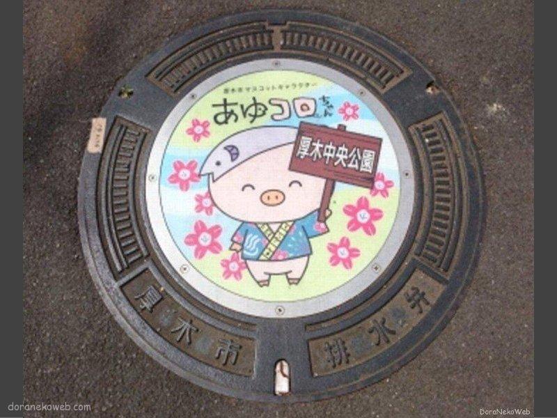 厚木市(神奈川県)の「フタw」
