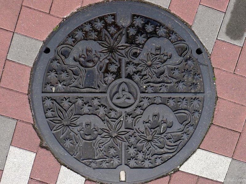 三郷町(奈良県)の「フタw」